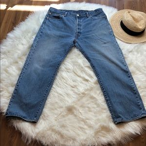 Levi's 501 Vintage High Rise Jeans